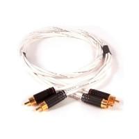 Black Rhodium  Twist 0,5 m. Межкомпонентный кабель. Разъемы RCA.