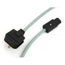 Isol-8 Isolink Wave schuko 1,5 м. Сетевой кабель. Цвет серый