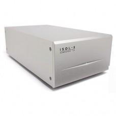 Isol-8 SubStation LC (1 вход/4 выхода) Silver. Сетевой фильтр. Цвет серебристый.
