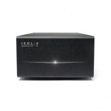 Isol-8 SubStation HC  (1 вход/2 выхода) Black. Сетевой фильтр. Цвет чёрный.