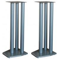 A3-7S Speaker stand Silver. Цвет серебро, высота 700 мм. Напольный стенд.