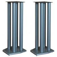 A4-7S Speaker stand Silver. Цвет серебро, высота 700 мм. Напольный стенд.