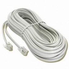45110.TK 3C-N.Телефонный кабель, белый, 20м