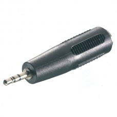 41054.5/23-N. Аудио, стерео адаптер джек 2,5 мм (штырь)-3,5мм(гнездо) - (4273)