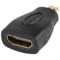 47089.47/14 04. Адаптер HDMI (гнездо) - micro HDMI (штырь)