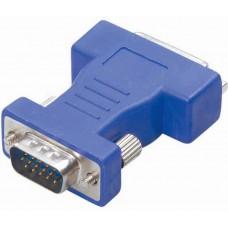 45452.СА M 1. Компьютерный адаптер DVI <-> 15 pin (12767)