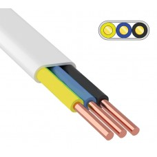 Провод ПБВВ/ПУСП 3x1,5 мм² 100 м ГОСТ 26445-85, ТУ 3551-021-38229892-2017