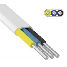 Провод алюминиевый АПБВВ 3x2,5 мм² 200 м ГОСТ 26445-85, ТУ 3551-021-38229892-2017