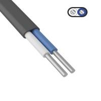 Кабель силовой алюминиевый АВВГ-П 2x2,5 мм² 200 м ГОСТ 31996-2012, ТУ 16-705.499-2010