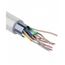 Кабель FTP PROconnect 4PR 24AWG, CCA, CAT5e, PVC, серый, бухта 50 м