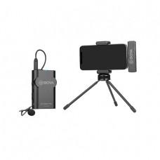Boya BY-WM4 PRO-K3 Беспроводной микрофон для устройств Apple