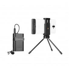 Boya BY-WM4 PRO-K5 Беспроводной микрофон для устройств с разъемом USB Type-C