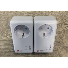 Адаптер PLC комплект Qpline-200s