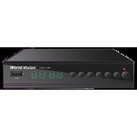 Цифровой телевизионный приёмник WORLD VISION T62A LAN