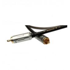 Кабель межблочный аудио Silent Wire Digital 38 mk2 XLR, AES/EBU, 0,8 м