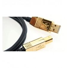 Silent Wire Series 4 mk2 USB-A to USB-B, USB2.0, 5м