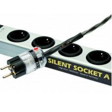 Сетевой фильтр Silent Wire Silent Socket 16 mk2, 6 sockets 1,5 м