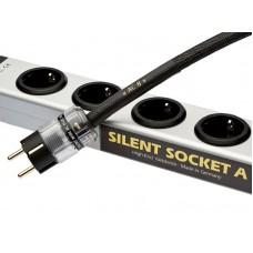 Сетевой фильтр Silent Wire Socket 8, 6 sockets 1,5 м