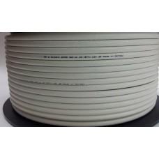 Антенный кабель Silent Wire HDTV16, 120 dB, Antennacable, white (катушка 100 м)
