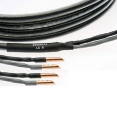 Акустический кабель Silent Wire LS 8 Speaker Cable, Bi-Wire, 2х3 м