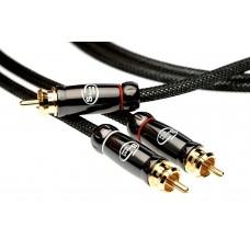 Кабель межблочный Silent Wire Serie 4 mk2 Subwoofercable, 5 м