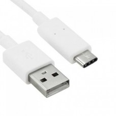 USB C-type - USB3.0 белый, 0,25м
