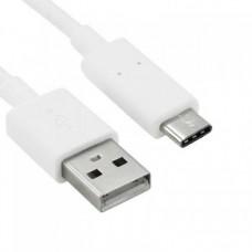 USB C-type - USB3.0 белый, 1,0м