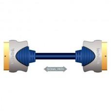 Scart-scart Techlink flat 0,5 m 680081