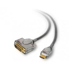 HDMI-DVI-D Techlink 2 m 700302
