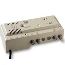 Усилитель эфирного и спутникового сигнала Alcad AI-210