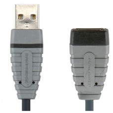 USB 2,0 Bandridge BCL4305  AM-АF 4,5 м