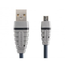 USB-micro USB 2,0 Bandridge BCL4901 1,0 m