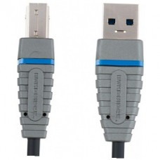 USB 3,0 Bandridge BCL5101 AM-BM 1 m