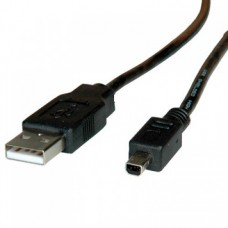 USB 2,0 basicXL CABLE-163 USB - Mitsumi Mini USB 1