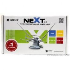 Комнатная антенна с усилителем Locus L 999.06 NEXT 2.0