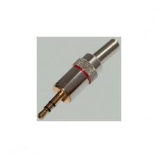 Разъем аудио 3.5 мм шт стерео Premier 1-049