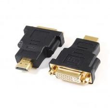 Переходник HDMI штекер/DVI гнездо Premier 5-882