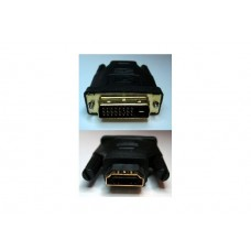 Переходник HDMI гн. - DVI шт. Premier 5-883