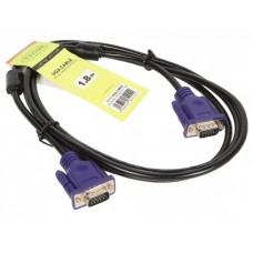 Кабель SVGA TV-COM QCG120H-1.8M 2 фильтра