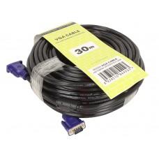 Кабель SVGA TV-COM QCG120H-30M 2 фильтра
