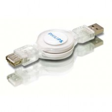 USB 2,0 PHILIPS SJM2120/10 AM-AF 0,8 m рулетка