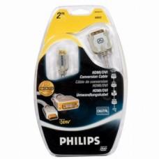 HDMI-DVI-D Philips 2,0м SWV3567/10
