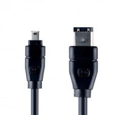 Fire-Wire Bandridge 6 pin-4pin VCL6202 2 m