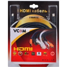 HDMI  VCOM 1.4+3D 15 метров 2 фильтра Blister
