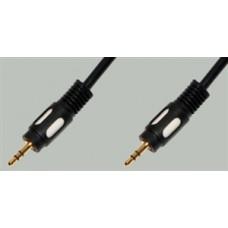 Аудио кабель Jack 3,5 - Jack 3,5 Premier 5-132/1.5