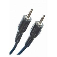 Аудио кабель Jack 3,5 - Jack 3,5 Premier 5-132/3