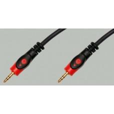 Аудио кабель Jack 3,5 - Jack 3,5 Premier 5-232/1.5
