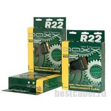 Аудио/видео кабель SCART-SCART Daxx R22-25 2,5м