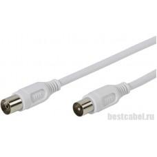 Антенный кабель шт-гн Vivanco  43028  3м