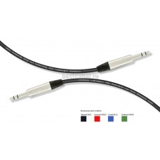 Аудио кабель Jack 6.3 stereo - Jack 6.3 stereo MrCable AIJS-05-SC 5 метров